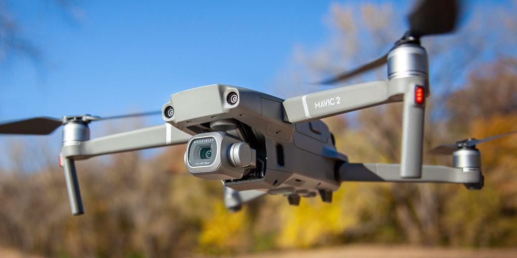 Заснемане с дрон 4К - професионално